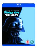 Family Guy Star Wars Trilogy - Laugh It Up Fuzzball [Blu-ray]