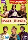 Horrible Histories - Series 4 [DVD]