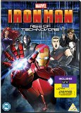 Iron Man: Rise Of Technovore [DVD] [2013]