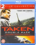 Taken/Taken 2 [Blu-ray]