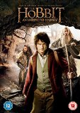 The Hobbit: An Unexpected Journey [DVD + UV Copy] DVD