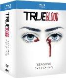 True Blood - Season 1-5 [Blu-ray][Region Free]