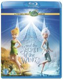 Tinker Bell & The Secret of the Wings [Blu-ray][Region A & B & C]