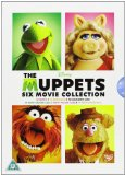 The Muppets Six Pack DVD UK Boxset