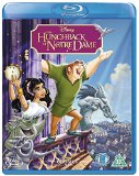 The Hunchback of Notre Dame [Blu-ray] [1996][Region Free]