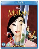 Mulan [Blu-ray] [1998][Region Free]