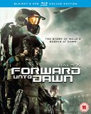 Halo 4: Forward Unto Dawn Deluxe Edition Blu-ray/DVD Combo
