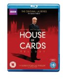 House Of Cards: The Trilogy [Blu-ray]