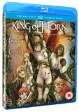 King Of Thorn Blu-ray / DVD Combo Pack