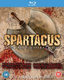 Spartacus: The Complete Collection [Blu-ray] Blu Ray
