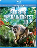 Secrets of the Rainforest 3D (Blu-ray 3D + Blu Ray)