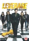 Leverage Season 4 [DVD]