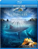 World Natural Heritage: Columbia [Blu-ray]