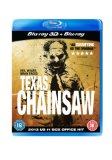 Texas Chainsaw 2013 (Blu-ray 3D) Blu Ray