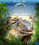 World Natural Heritage: Costa Rica [Blu-ray]
