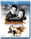 Saboteur [Blu-ray] [1942][Region Free]