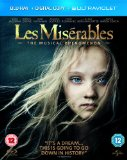 Les Miserables (Blu-ray + Digital Copy + UV Copy) [2012]