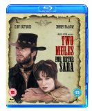 Two Mules for Sister Sara [Blu-ray] [1969][Region Free]
