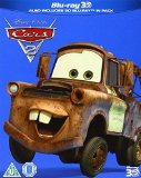 Cars 2 [Blu-ray 3D + Blu-ray] [2007] Blu Ray
