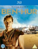 Ben-Hur [Blu-ray + UV Copy] [1959][Region Free]