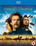 Dances With Wolves [Blu-ray + UV Copy] [1990][Region Free]