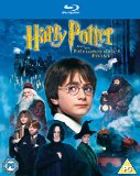 Harry Potter And The Philosopher's Stone [Blu-ray + UV Copy] [2001][Region Free]