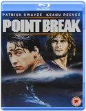 Point Break [Blu-ray + UV Copy] [1991][Region Free]