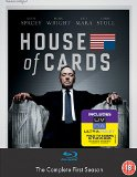 House of Cards - Season 1 (Blu-ray + UV Copy) [2013][Region Free]
