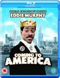 Coming to America [Blu-ray] [1988][Region Free]