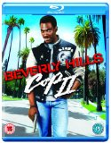 Beverly Hills Cop II [Blu-ray] [1987][Region Free]