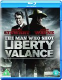 The Man Who Shot Liberty Valance [Blu-ray] [1962][Region Free]