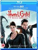Hansel & Gretel: Witch Hunters (Blu-ray 3D + Blu-ray)