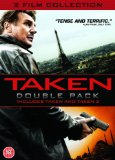 Taken / Taken 2 Double Pack [DVD] [2008]