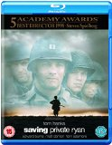 Saving Private Ryan [Blu-ray] [1998][Region Free]