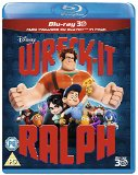 Wreck-It Ralph [Blu-ray 3D + Blu-ray][Region Free]