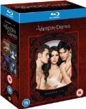 The Vampire Diaries - Season 1-4 [Blu-ray][Region Free]