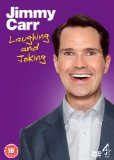 Jimmy Carr Live - Laughing and Joking [DVD]