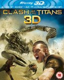 Clash of the Titans (Blu-ray 3D + Blu-ray + DVD + UV Copy)[Region Free]