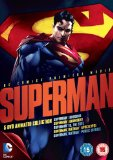 Superman Animated Movie Collection [DVD]