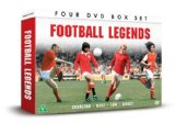Football Legends: Best, Brady, Charlton And Law [DVD]