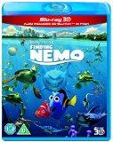Finding Nemo (Blu-ray 3D)[Region Free]
