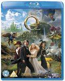 Oz the Great and Powerful [Blu-ray][Region Free]