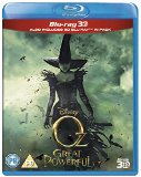 Oz the Great and Powerful [Blu-ray 3D + Blu-ray][Region Free] Blu Ray