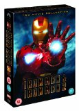 Iron Man 1 And 2 [DVD]