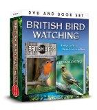 British Birdwatching DVD & Book Gift Set