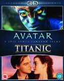 Avatar / Titanic Double Pack (Blu-ray 3D + Blu-ray) [1997]