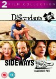 The Descendants / Sideways Double Pack [DVD] [2004]