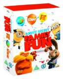Dr Seuss' The Lorax / Despicable Me / Hop (Triple Pack) [DVD]