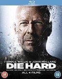 Die Hard Quadrilogy [Blu-ray]