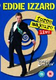 Eddie Izzard: Force Majeure (Live 2013) DVD